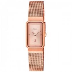 Reloj Tous Squared Mesh para señora - REF. 800350885