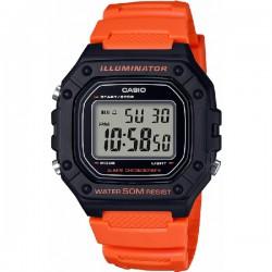 Reloj Casio Heavy Duty para caballero - REF. W-218H-4B2VEF