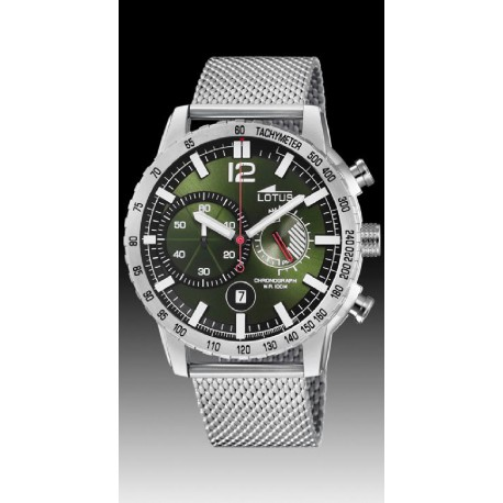 16f942dac76c Reloj Lotus Cronógrafo para caballero - REF. L10137 1 - Joyería Manjón