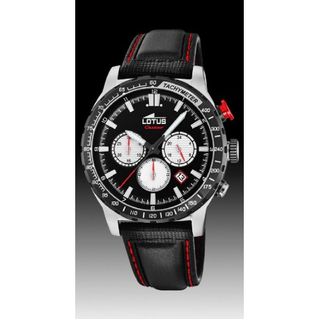 827f78856be5 Reloj Lotus Cronógrafo para caballero - REF. L18587 1 - Joyería Manjón