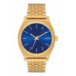 Reloj Nixon Time Teller All Gold Blue Sunray - REF. A0452735