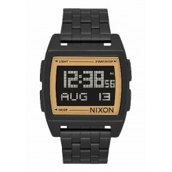 Reloj Nixon Base All Black/ Gold - REF. A11071031
