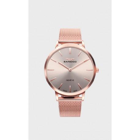 4b6733818fd0 Reloj Sandoz Classic   Slim para señora - REF. 81350-97 - Joyería Manjón