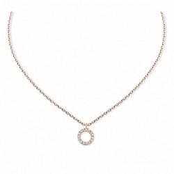 Gargantilla oro 750 rosa Durán Exquse Aurum - REF. 00507379