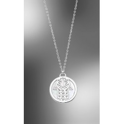 Gargantilla Lotus Silver plata 925 - REF. LP1850-1/1
