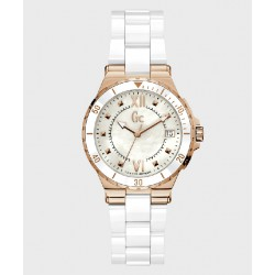 Reloj Guess Collection Structura lady Ceramic - REF. Y42001L1