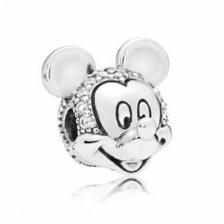 Clip Pandora plata 925 Disney - REF. 797495CZ